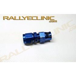 Racores competición para tubo de aluminio